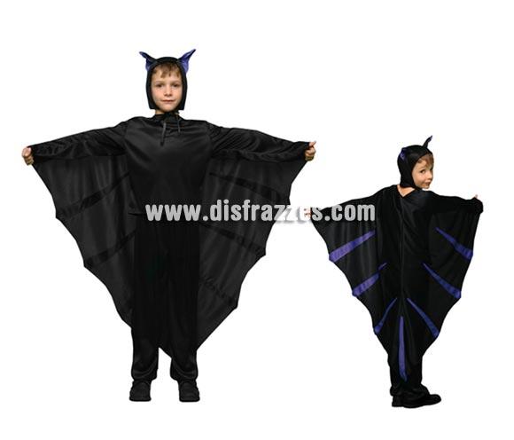 Disfraz barato de Murciélago para niños de 7 a 9 años