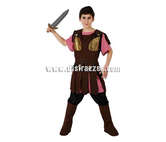 Disfraz barato de Romano para niño de 3-4 años
