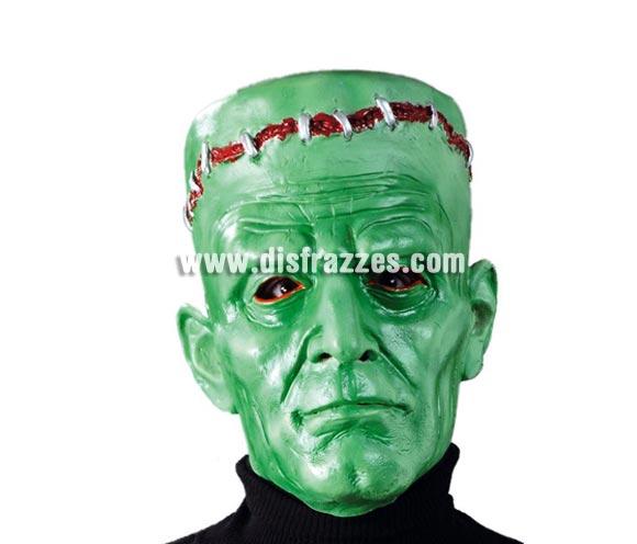 Careta de Frankenstein para Halloween.