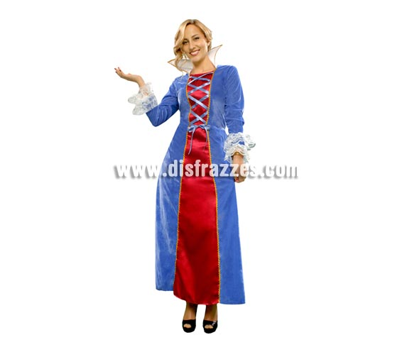 Disfraz de Lady Penélope para mujer. Talla standar M-L = 38/42. Incluye vestido.