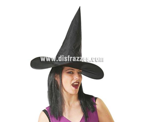 Sombrero de Bruja con pelo.