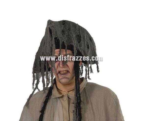 Sombrero de Pirata tenebroso. Perfecto para Halloween.