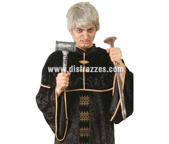 Juego de Estaca y Martillo perfectos como complemento de tu disfraz de Terror.