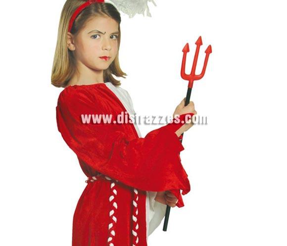 Tridente infantil de 59 cm. para Diablesas.