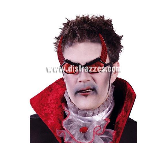 Gafas de Demonio con cuernos.
