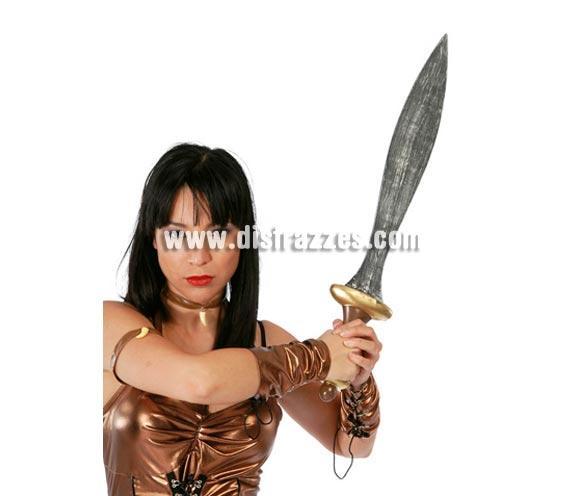 Espada de Espartano de 70 cm. ¡¡Compra tu complemento para el disfraz de Carnaval en nuestra tienda de disfraces, será divertido!!