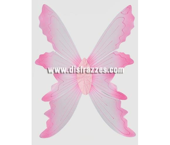 Alas de Hada rosa de 62x82 cm.