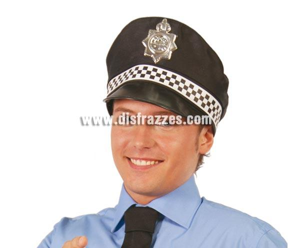 Gorra de Policía Urbano.