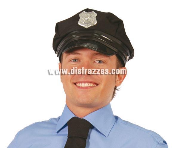 Gorra de Policía. Se usa mucho para Despedidas de Soltero y Soltera.