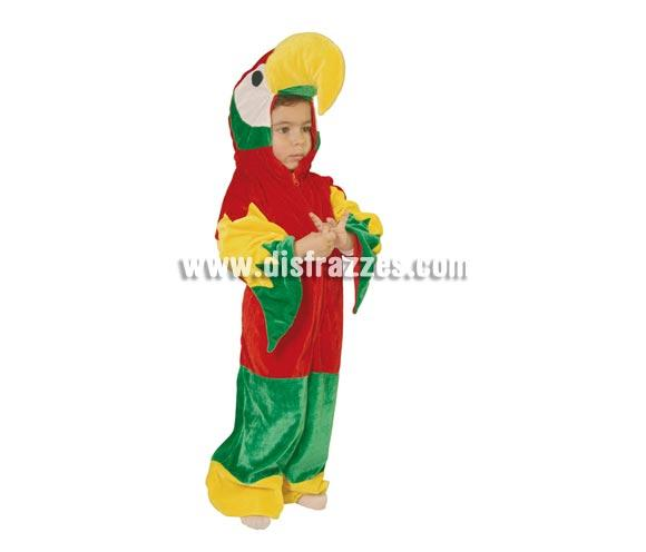 Disfraz barato de Loro Baby para Carnavales. Talla de 12 a 24 meses. Incluye disfraz completo. ¡¡Compra tu disfraz para Carnaval en nuestra tienda de disfraces, será divertido!!