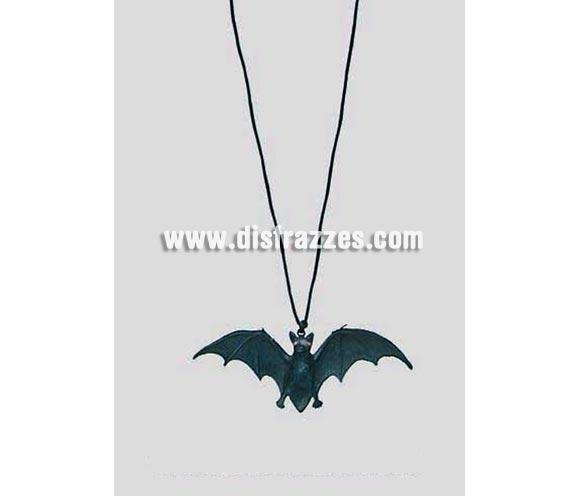 Colgante Murciélago para Halloween o para cualquier disfraz de terror.