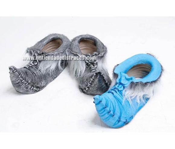 Zapatos Goblin de Látex de color ROSA de unos 26 cm aproximadamente. Es un cubrepies de látex, perfecto para Halloween. Alta calidad. Fabricados en látex artesanalmente por una empresa que realiza efectos especiales para Hollywood.