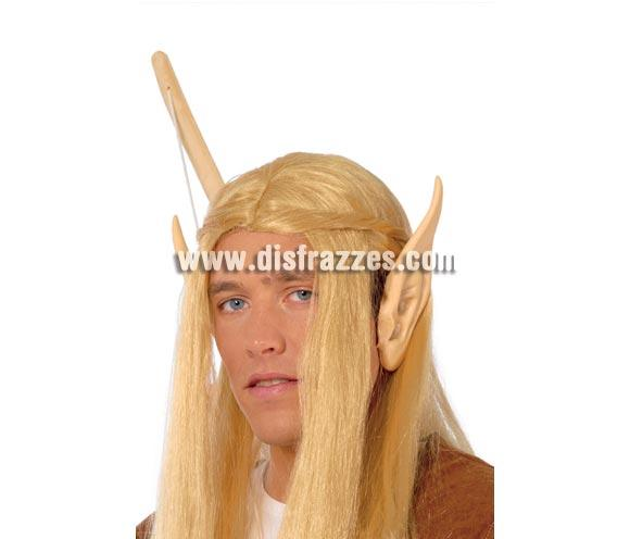 Orejas de Elfo de látex para Halloween o para Carnaval.
