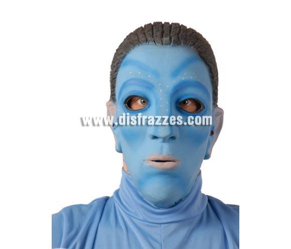 Careta o Máscara de Indígena Avatar mujer para Halloween o para disfrazarse en Carnaval.