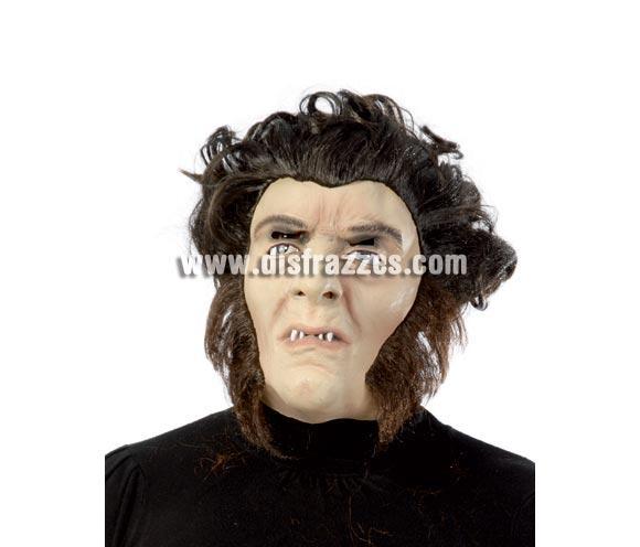 Careta o Máscara de Lobezno para Halloween.