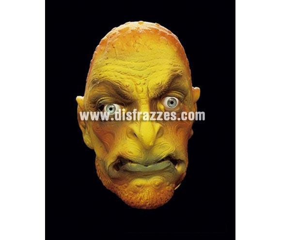 Careta o máscara de Monstruo nariz de Brujo para Halloween.