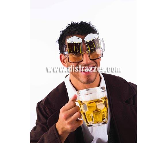 Gafas Jarra de Cerveza deluxe.