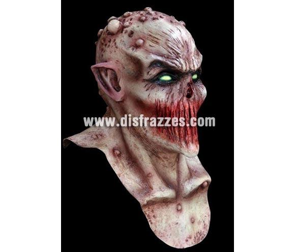 Máscara de Deadly Silence para Halloween. Alta calidad. Fabricada en látex artesanalmente por una empresa que hacen efectos especiales para Hollywood. Máscara de diablo zombie silencioso.