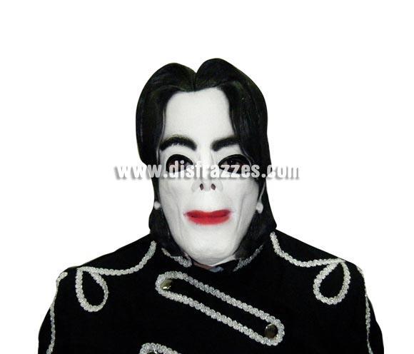 Careta o Máscara de Michael Jackson especial para Halloween.