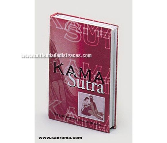 Libro KAMA-SUTRA sorpresa. Al abrirlo se levanta un pene.