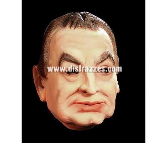 Careta de Zapatero. Cabeza entera.