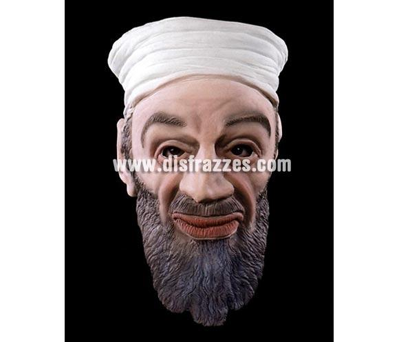 Careta de Bin Laden Talibán.