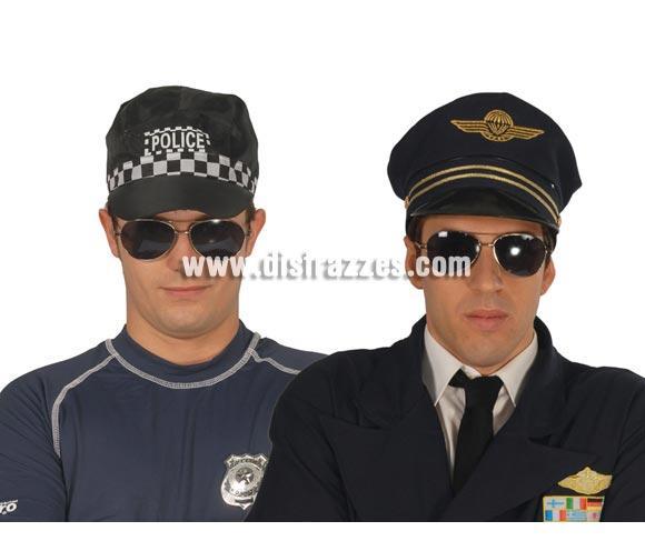 Gafas de Michael Jackson o de Policía, Piloto, etc.