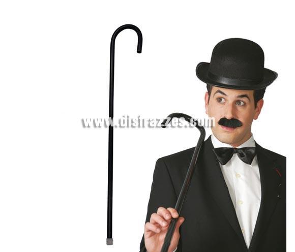 Bastón Charlot o Abuelo 81 cm. Es ideal también para el Disfraz de Wally y Wenda.
