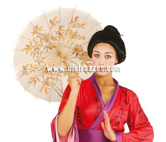 Sombrilla de Japonesa o de Gheisa pequeña 43x60 cm.