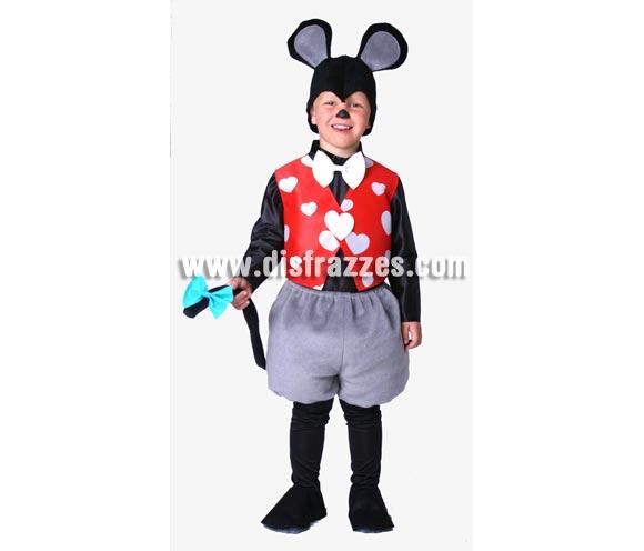 Disfraz barato de Ratoncito para niño (varias tallas)