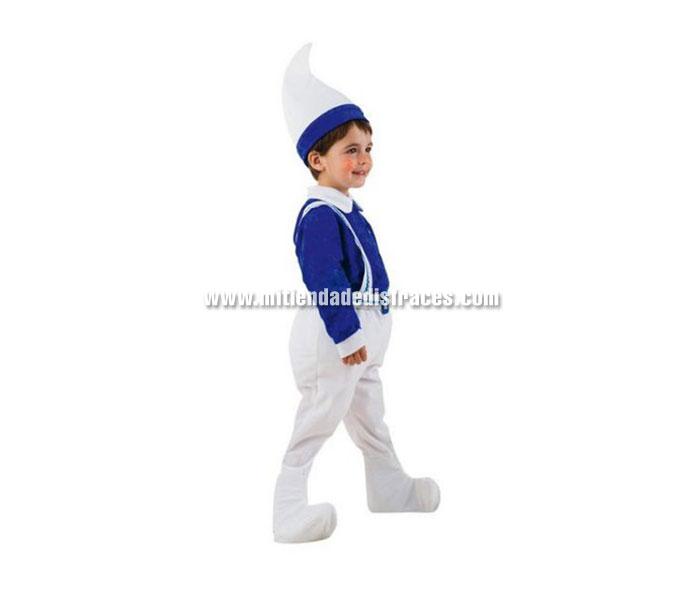 Disfraz barato de Duendecillo para niño (varias tallas)