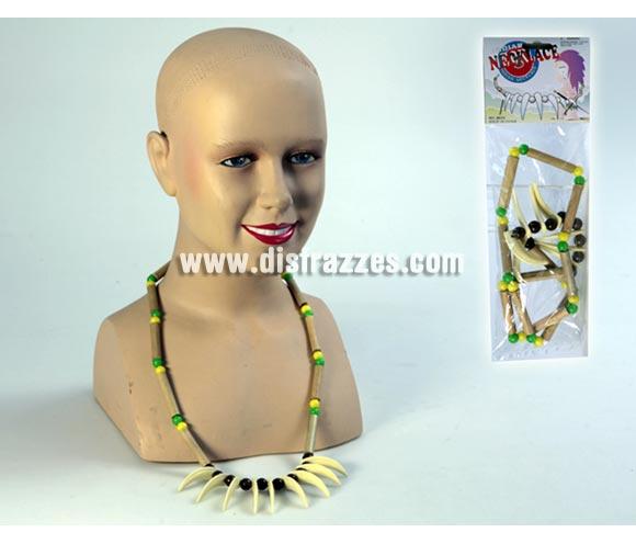 Collar Indio para Carnavales.