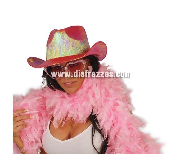 Gafas corazón. En color rosa y negro. Talla universal. Se venden por separado. Precio por unidad. Ideal como complemento para Despedidas de Soltera, incluso de Soltero.