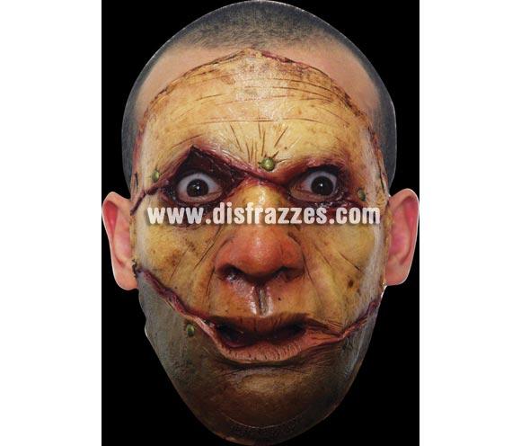 Máscara (3) de media cara de Asesino de látex