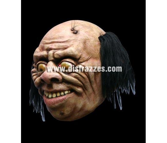 Máscara de John de pelo rubio de látex. Alta calidad. Fabricada artesanalmente por una empresa que hacen efectos especiales para Hollywood. No tenemos foto, pero es igual que la foto, pero con el pelo rubio.