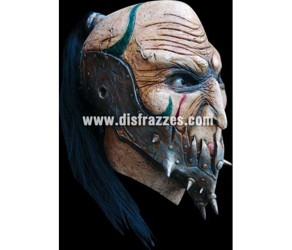 Máscara de Fujiro para Halloween. Alta calidad. Fabricada en látex artesanalmente por una empresa que realiza efectos especiales para Hollywood.