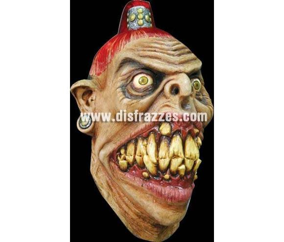 Máscara de Ali Baba para Halloween. Alta calidad. Fabricada en látex artesanalmente por una empresa que realiza efectos especiales para Hollywood.