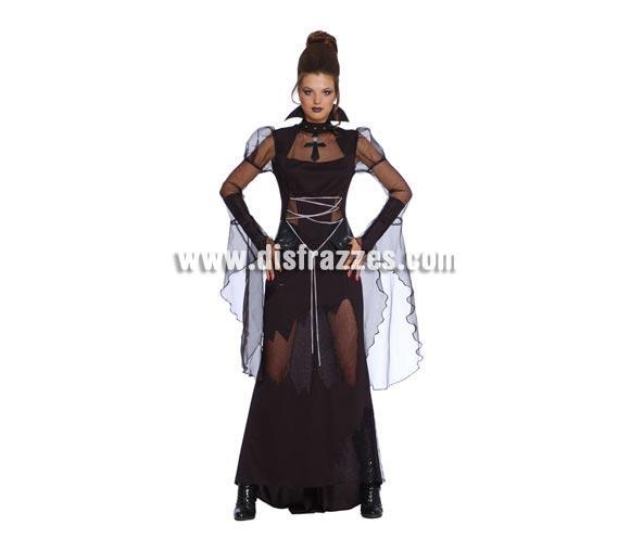 Disfraz de Coleccionista de Almas adulta para Halloween. Talla única válida hasta la 42/44. Incluye vestido.