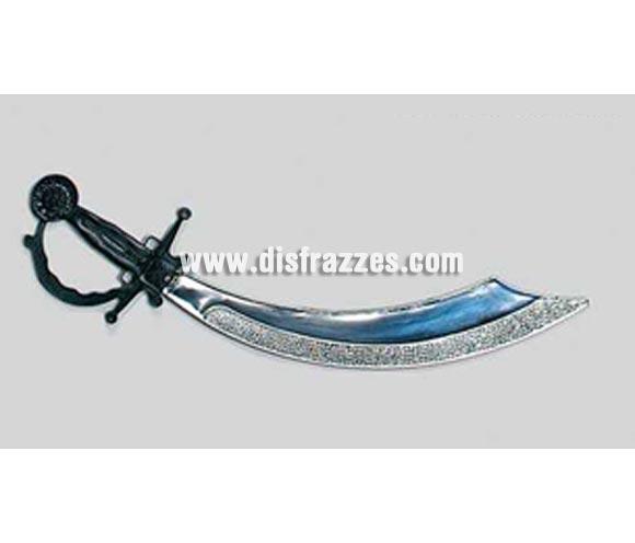 Espada o Sable de Pirata de 48 cms.