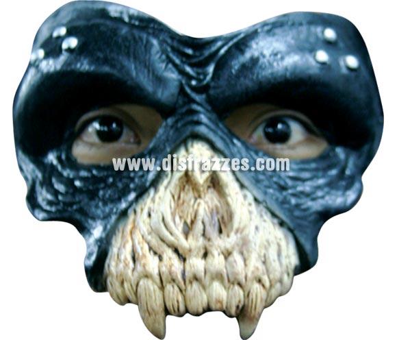 Máscara de Tártaro de media cara