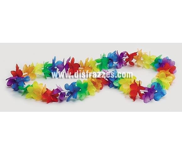 Collar Hawaiano barato. Ideal para Fiestas Hawaianas sobre todo en verano.