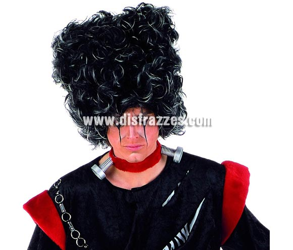 OFERTA LIQUIDACIÓN DE STOCK!!! Peluca de Franki para Halloween SUPER BARATA.