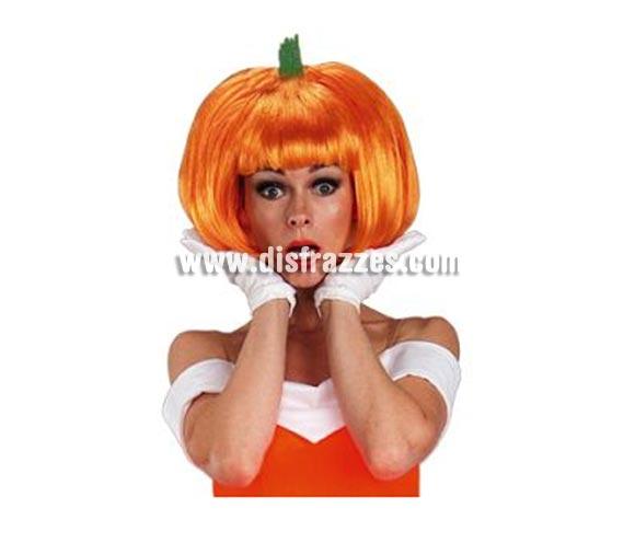 Peluca Calabaza para Halloween.