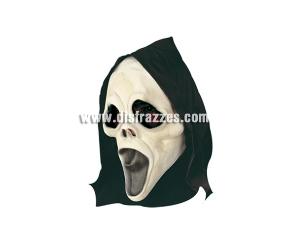 Máscara de Scream para Halloween
