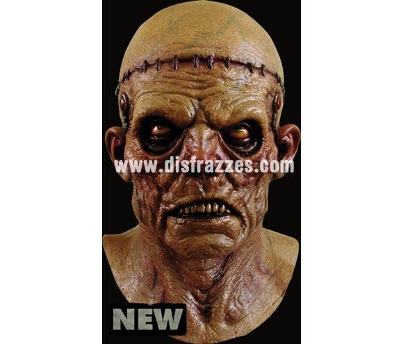 Máscara Fire Bad de latex. Alta calidad. Fabricada en látex artesanalmente por una empresa que hace efectos especiales para Hollywood. Máscara de cabeza entera. Máscara de Zombie Fuego del Mal de latex.