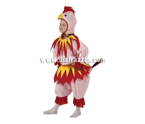 disfraz barato de gallina para nias de a aos