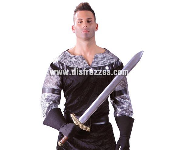Espada de Rey o Caballero Medieval de 85 cm.