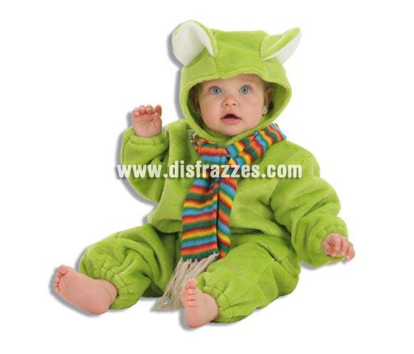 Disfraz de Osito para bebés hasta 18 meses.